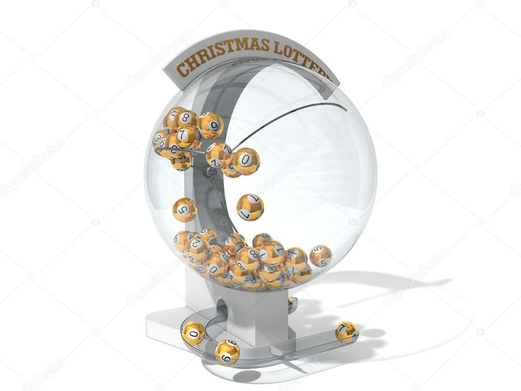 Lotto Weihnachten.Weiße Weihnachten Lotto Maschine Stockfoto Kasezo2 92982662