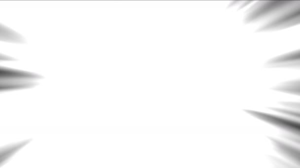 Puls-Strahl schwarz-weiß 4k