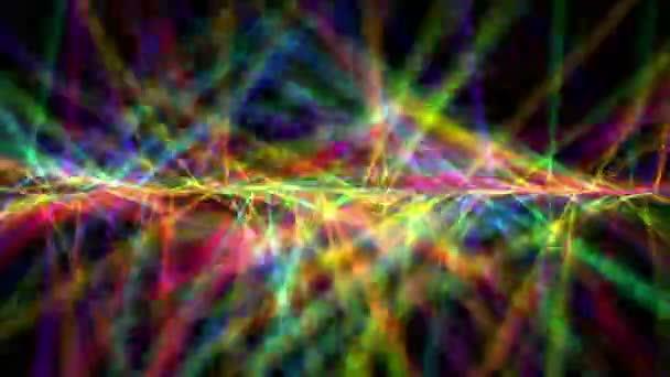 fáze světlo laseru 4k