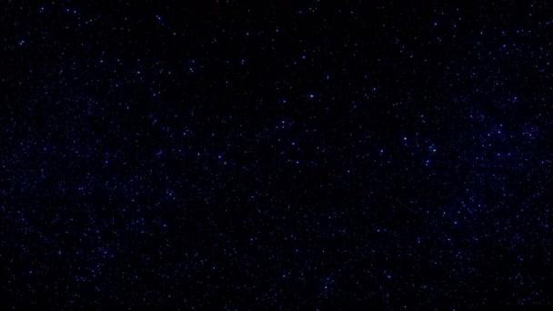 hvězdy padají 4k