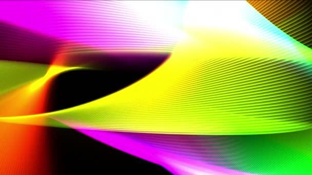 Hintergrund abstrakte Welle 4k