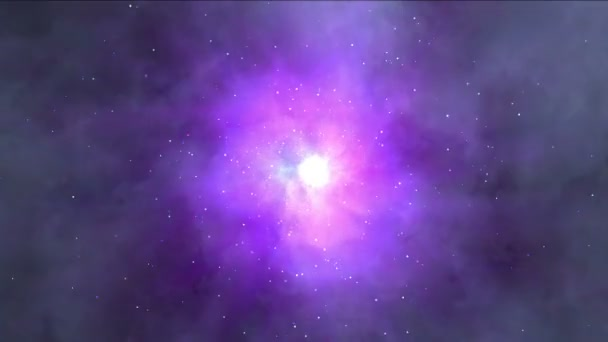 tér köd csillagok 4k