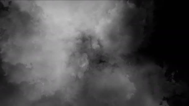 mraky kouře v 4k
