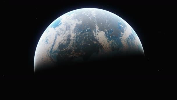 planeta Země slunce 4k