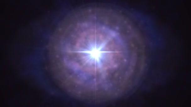 abstraktní Kosmos galaxie 4k