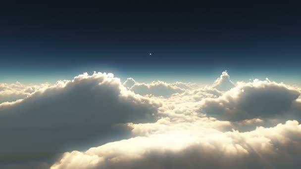 překrýt mraků slunce