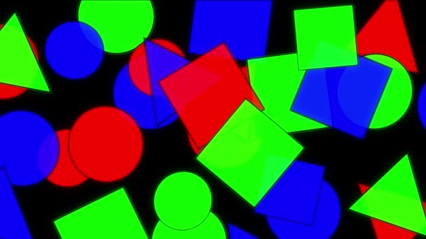 geometric figures abstract