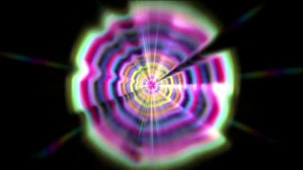 tunelu abstraktní rychlost
