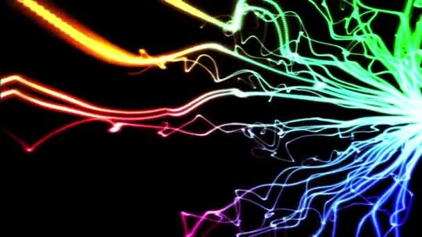 chapadla abstraktní barvy