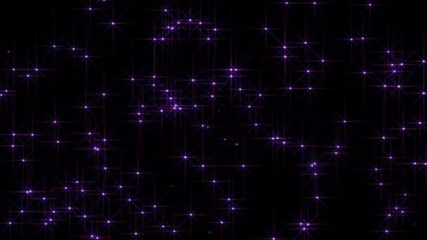 hvězdy padají shora