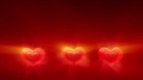three hearts light ray
