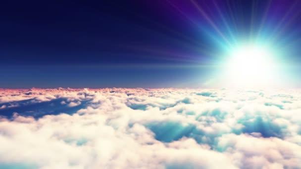 létat nad mraky
