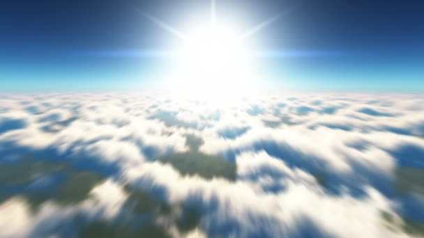 sen létat v oblacích
