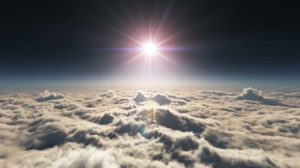 Vysoko nad mraky