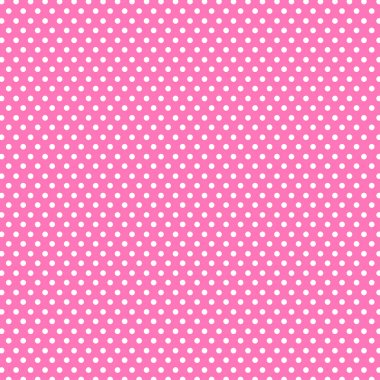 Pink dot Background great for any use. Vector EPS10.