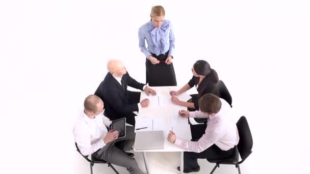 Diskuse o současné obchodních procesů
