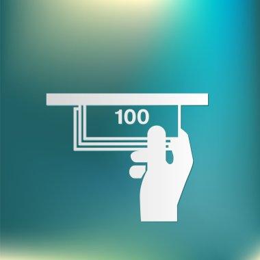 Money ATM icon