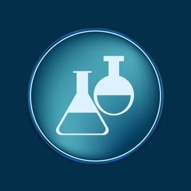 flask bulb medicine or chemistry