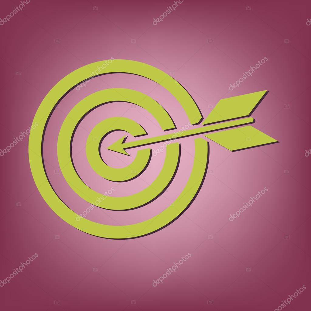 Target symbol hit target stock vector littlecuckoo 89282218 target symbol hit target stock vector buycottarizona Image collections