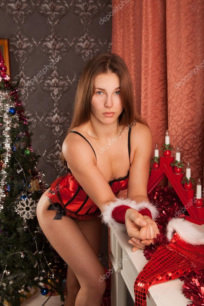 naked christmas pictures
