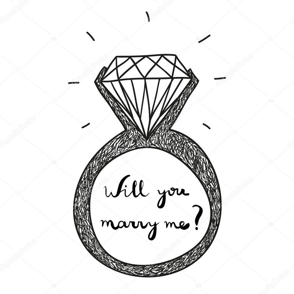 Engagement Ring Drawing | www.pixshark.com - Images ...