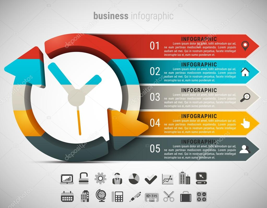 Creative Business Infographic