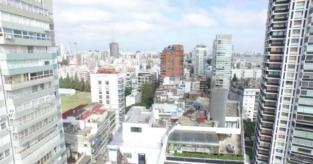 Anténní scéna městské krajiny, městské krajiny, panoráma