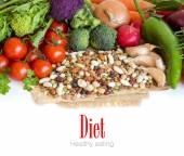 Smíšené luštěniny a zelenina