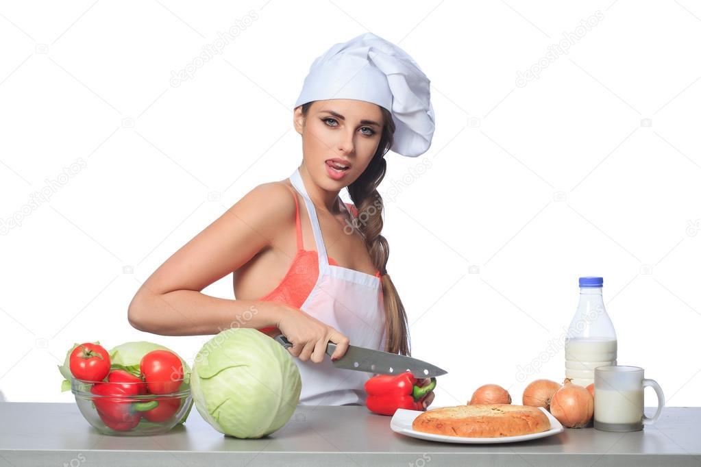 Сексуальный повар