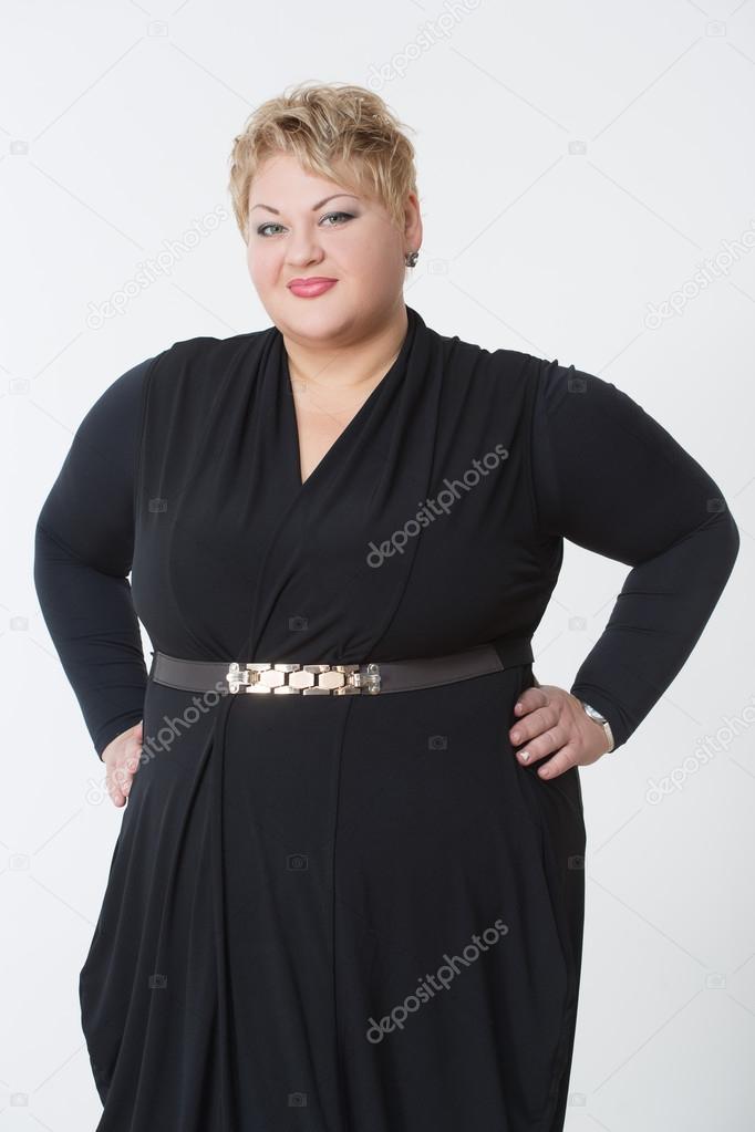 Vestidos mujer gorda