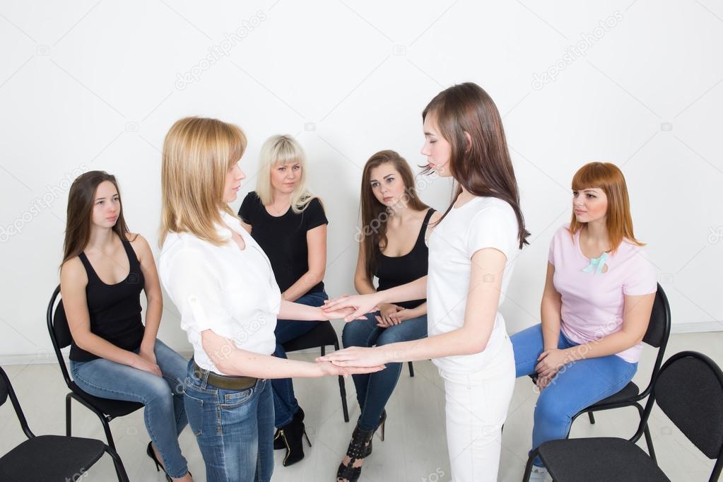 Fotos Terapias Psicologicas Grupo De Entrenador Y Apoyo