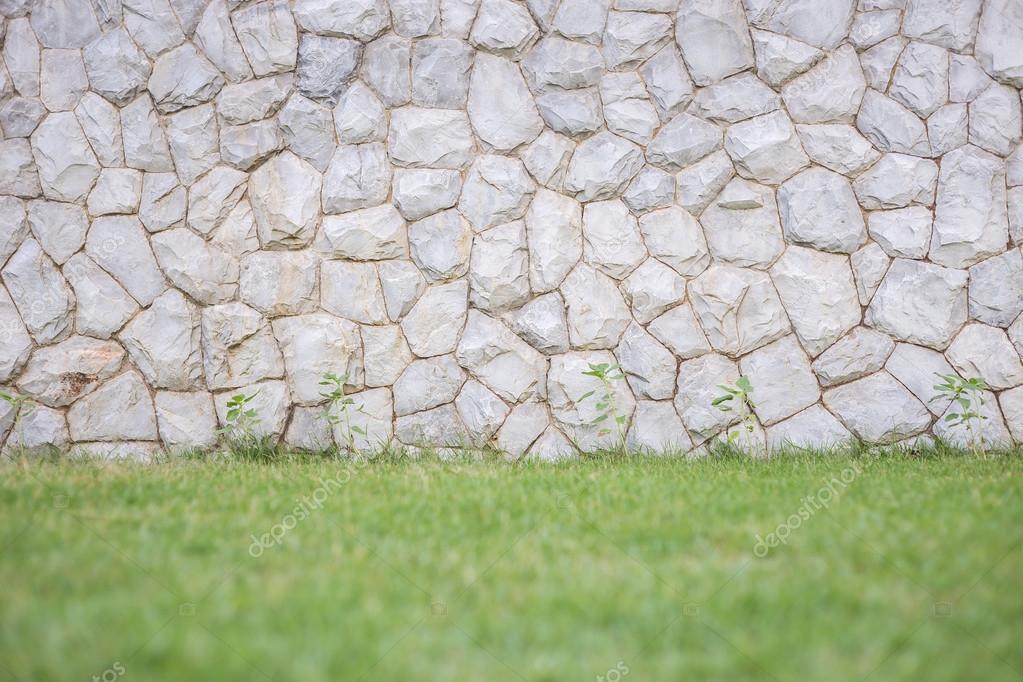 Jardines Con Pared De Piedra Exterior Pared De Piedra Decorativa - Piedra-pared-exterior