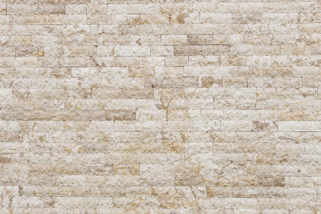 Mur de Pierre de travertin — Photographie PhanuwatNandee © #60652221