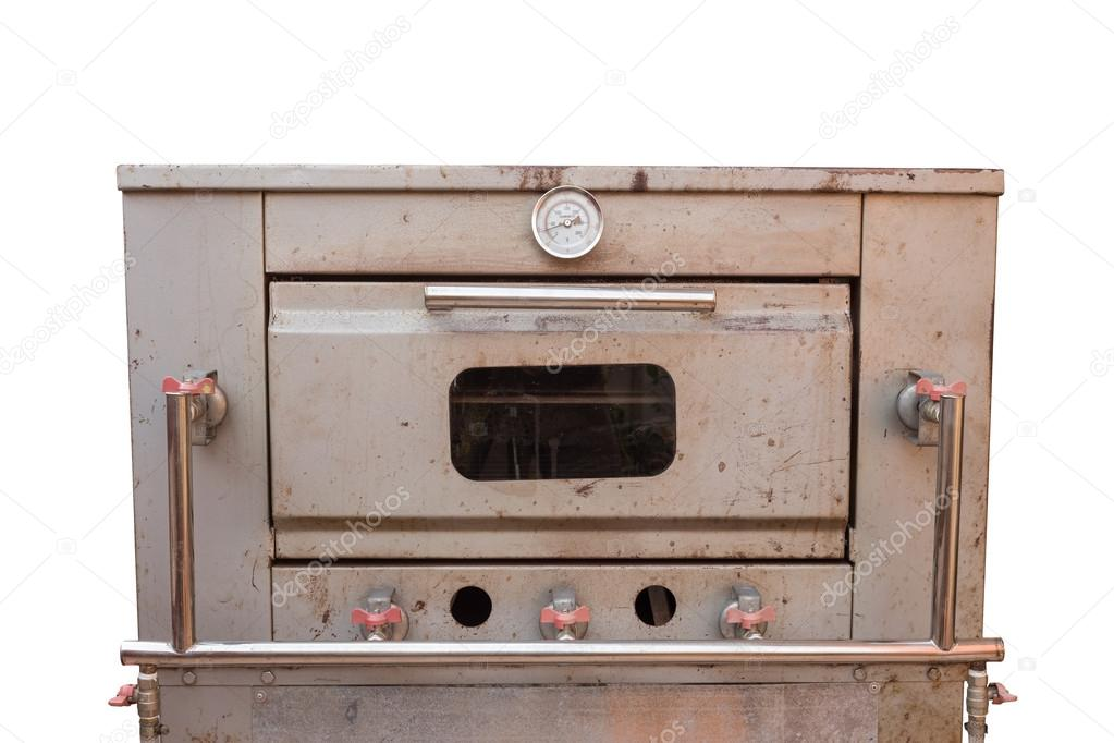 Old Bakery Oven Stock Photo