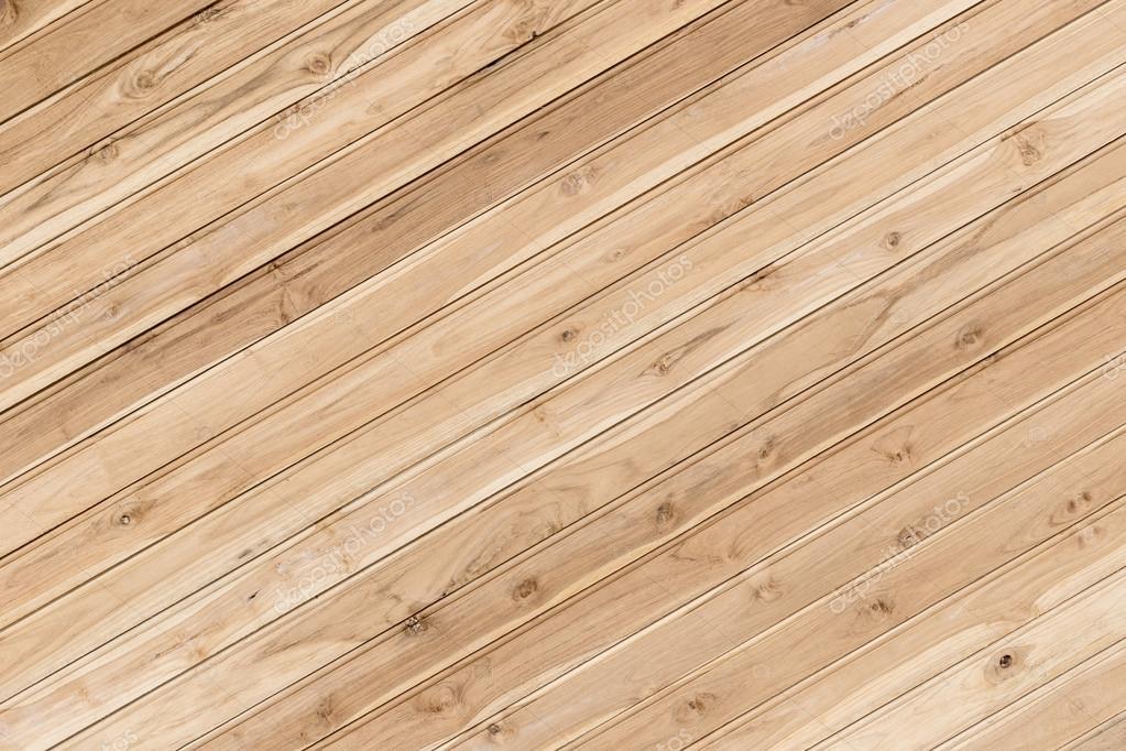 pared de madera teca — Foto de stock © PhanuwatNandee #81248590