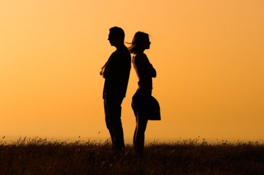 couple having relationship problems