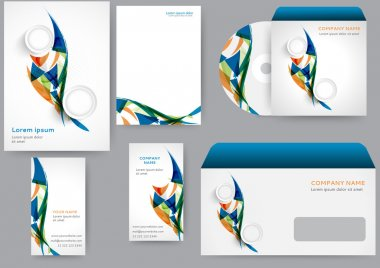 Abstract identity template