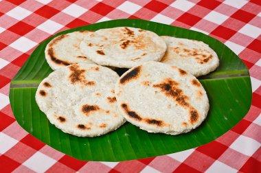 Fresh Homemade Sri Lankan Pol Roti