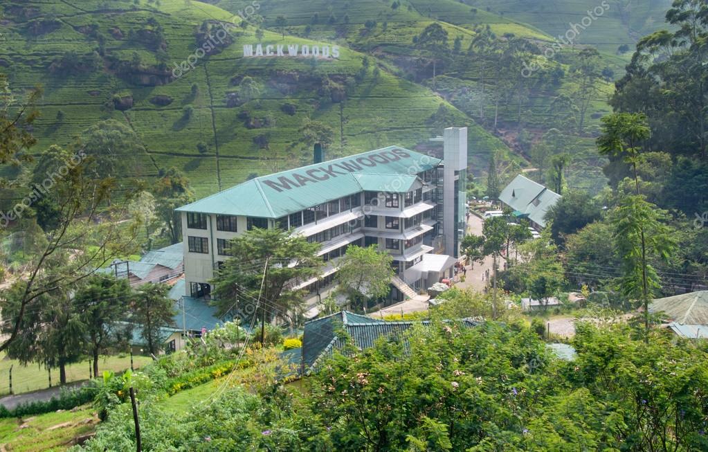 Mackwoods labookellie tea factory and tea centre, Sri lanka