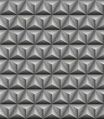 Fotografie Tripartite pyramid gray seamless texture