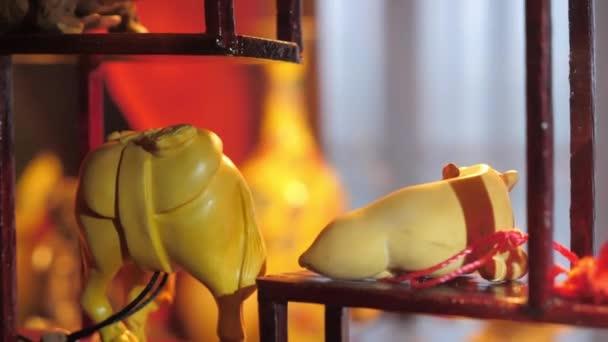 Čínské tradiční čaj obřad rituální hliněný čaj hračky