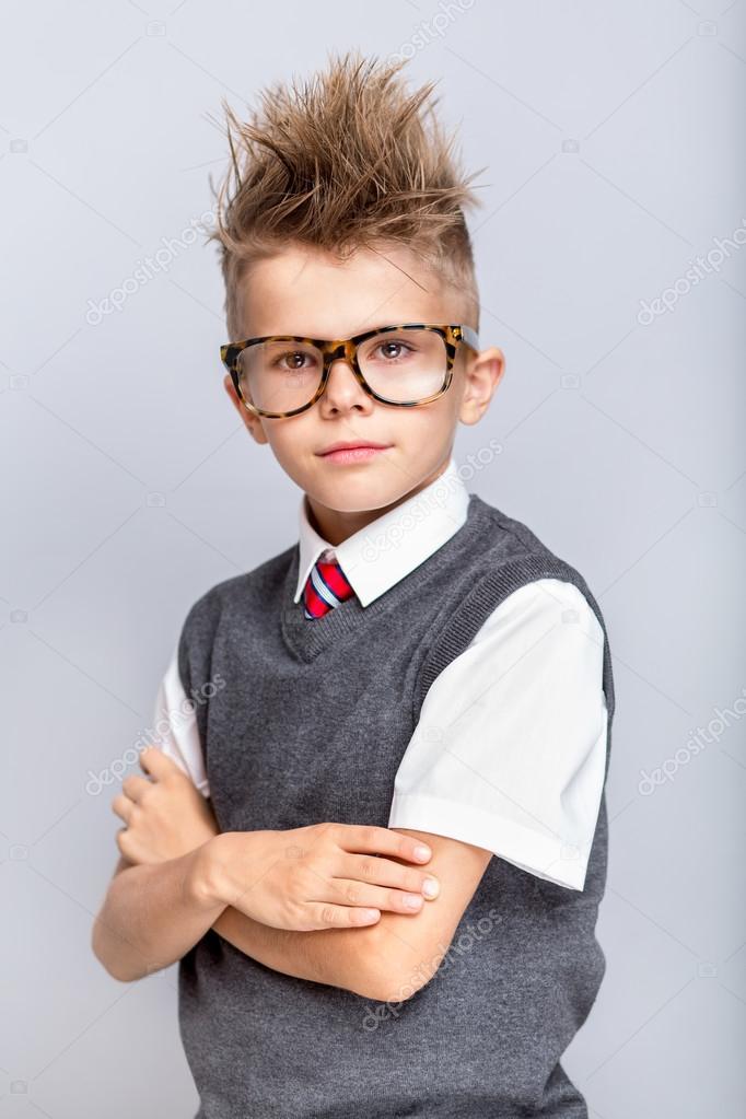moderne kinder jungen frisuren - friseur
