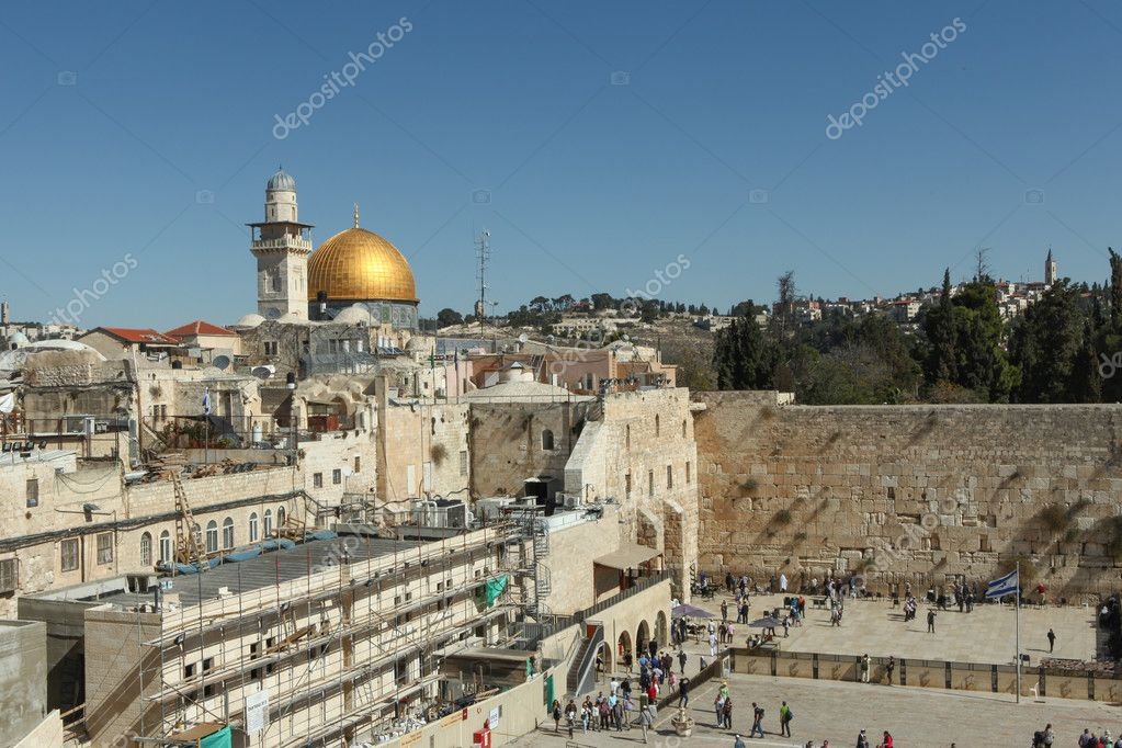 The old city of jerusalem