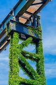 Fotografie Besuchen Sie die Landschaftspark Duisburg