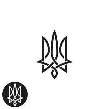 Trident logo monogram