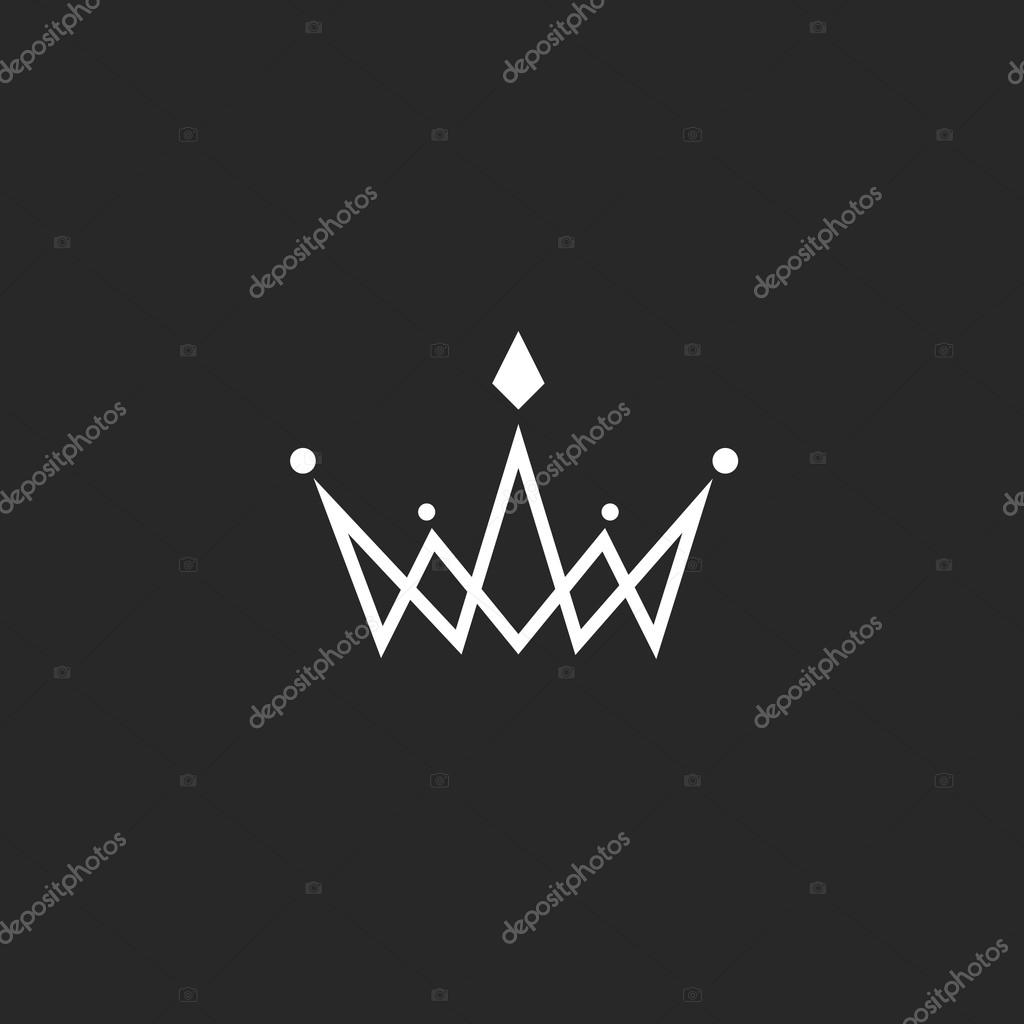 Crown logo monogram