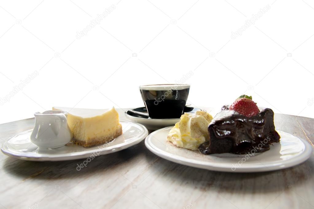Ohne Mehl Schokoladenkuchen Mit Erdbeeren Kasekuchen Kuchen Und Co