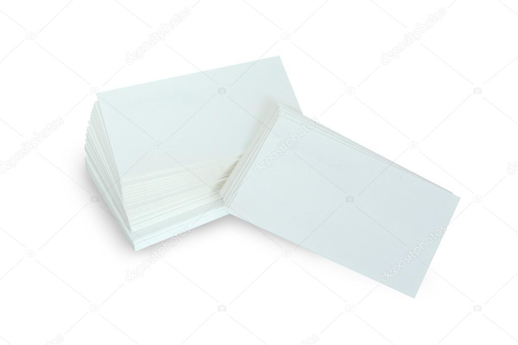Modle De Carte Visite Pour Lidentit La Marque Avec Des Appareils Modernes Vides Isol Sur Fond Blanc Image Art8MB