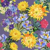 Fotografie summer garden flowers