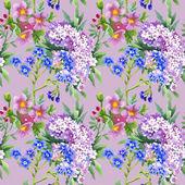 zahradní kvetoucí květiny